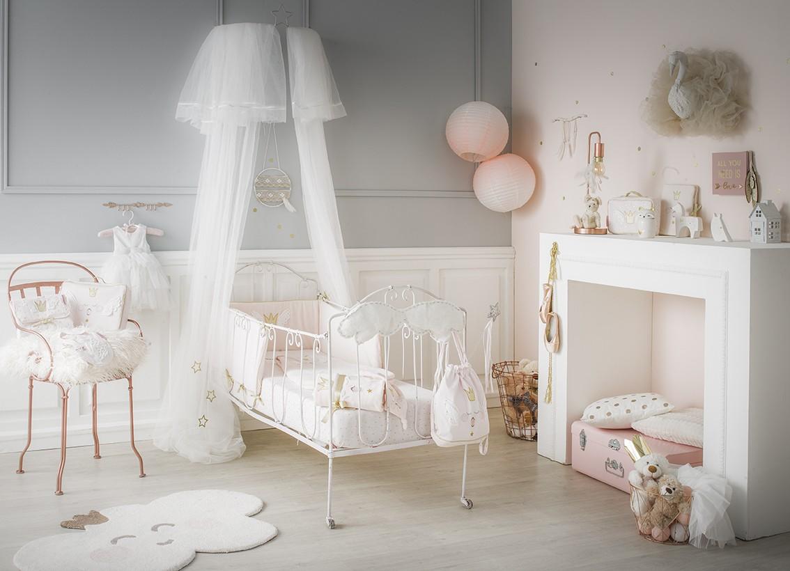 Chambre Thème Princesse - Ma première Chambre Bébé